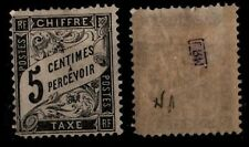 TIMBRE TAXE DUVAL 5c, Neuf * = Cote 200 € / Lot Classique France