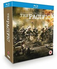 Pacific Complete Series Blu Ray Box Set 6 Disc Brand New and Sealed TV UK R2