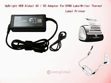 AC Adapter For Dymo Labelwriter Lw 400 Lw 450 Series Turbo Thermal Label Printer