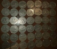 More details for *rare* 50p pence brexit peace and other coins collections !!!!!
