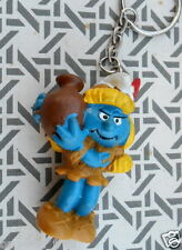 porte cle schtroumpfette indienne schtroumpf smurf puffi puffo pitufo germany 82
