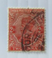 India SC #127 Two Anna used stamp