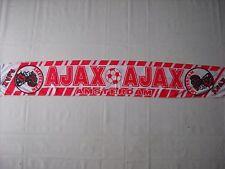 d7 sciarpa AJAX FC football club calcio scarf bufanda schal olanda holland
