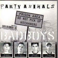 Party Animals-Bad Boys cd maxi single cardsleeve