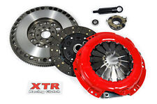 XTR STAGE 2 CLUTCH KIT+CHROMOLY FLYWHEEL SCION tC xB CAMRY COROLLA MATRIX SOLARA