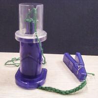 Kreative Hand betriebene Verzieren-Stricken Strickmaschine Strickliesel ver U2Z6
