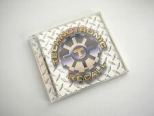 TECHNOTRONIC - RECALL US CD 12 TRACKS (1995)