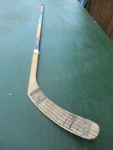 "Vintage Wooden 54"" Long Hockey Stick TITAN TPM 6020"