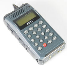 AEG BOS 4m Teleport 10 - 80 Handfunkgerät FuG 13b FMS
