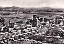 # CHILIVANI: VEDUTA PANORAMICA DEL NODO FERROVIARIO  - 1958