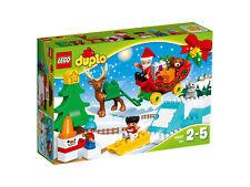 LEGO Baukästen & Sets mit Duplo-Weihnachtsmann