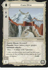 Carn Düm - Middle Earth The Wizards CCG b.b. Lim. Edition Mint/N.Mint 1995 ME70