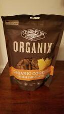 Castor & Pollux Organix Organic Dog Cookies Treats Cheddar Cheese Flavor Bb 4/22