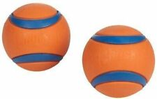 Chuckit! 17001 Ultra Ball Dog Fetch Toy - 2 Pieces