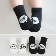 Cute Newborn Infant Baby Socks Boy Girl Cartoon Cotton Socks Toddler Socks LI