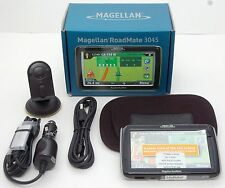 Magellan Roadmate 3045-T Car Portable GPS Navigator System Set LIFETIME TRAFFIC