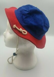 Boy's Bucket Bush Summer Hat 100% Cotton size upto 54cm