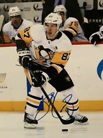 Sidney Crosby Autographed Signed 8x10 Photo ( HOF Penguins ) REPRINT