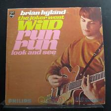 Brian Hyland - The Joker Went Wild / Run, Run, Look And See LP Mint- PHM 200-217