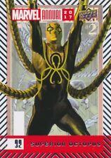#32 SUPERIOR OCTOPUS (2018) 2017 Upper Deck Marvel Annual SPIDER-MAN