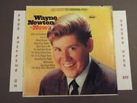 "WAYNE NEWTON NOW! ORIGINAL STEREO LP ""DANKE SCHOEN"" ST 2445"