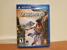 Uncharted: Golden Abyss (PlayStation Vita, 2012) BRAND NEW!!!