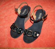 Pair of MK Ladies Michael Kors Wedge Shoes 7 M