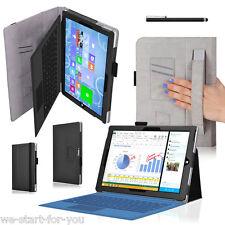 """✔Edel Schutz Hülle für Microsoft Surface PRO-4 12.3"""" Tasche Cover Case Etui 2-SW"""