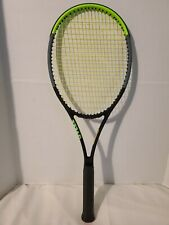 Wilson Blade 98 18x20 v7.0 Tennis Racquet Grip Size 4 3/8 - Excellent Condition