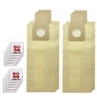 FRESCO 10 Sacchetti per aspirapolvere S-bag Polvere Sacchetti per PHILIPS FC8023 Expression FC8021 HOOVER