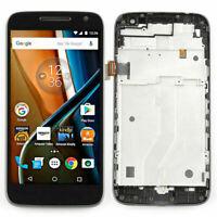 For Motorola Moto G4 XT1620 XT1622 XT1625 LCD Touch Screen Digitizer Assembly