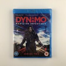 Dynamo: Magician Impossible - Series 2 - Complete (Blu-ray, 2011) *New & Sealed*