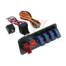 YJ-3019 Racing Car Ignition Switch Panel Toggle Engine Start Button Starter
