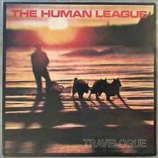HUMAN LEAGUE - Travelogue (Vinyl LP) Virgin V2160
