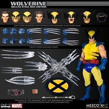 Mezco ONE:12 COLLECTIVE Wolverine 6 inch figure Deluxe Steel Box Edition PRESALE