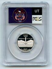2007 S 25C Silver Utah Quarter PCGS PR69DCAM
