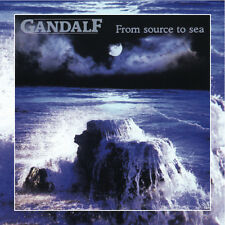 GANDALF From Source To Sea CD NEU / New Age / Pop Instrumental / Guitar Music