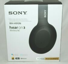 Sony Wh-H910N h.ear on 3 Wireless Noise Cancelling Bluetooth Headphones-Open Box