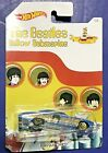Hot Wheels The Beatles Yellow Submarine 50th Anniversary 3/6 Fish'd N Chip'd Car