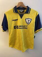 Tottenham Hotspur Spurs 1995-1996 Away Football Shirt Large Boys