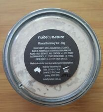 Nude By Nature Natural Mineral Veil 10 g Limited Edition Packaging Cruelty Free