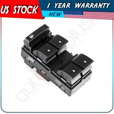 Master Window Switch for GMC Sierra Chevrolet Silverado 1500 2500 3500 2007-2014