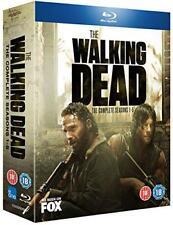 The Walking Dead Series 1 to 5 Blu-ray Region B