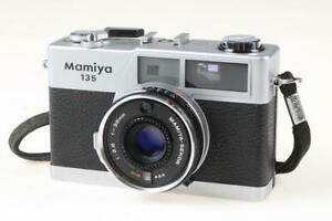 MAMIYA 135 EE Sucherkamera - SNr: 80210332