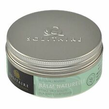 Shoe Care Solitaire Balm Naturelle Colour Neutral care for Matte Smooth Leather