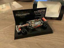 Minichamps McLaren MP4-23 2008 Lewis Hamilton World Champion Edition 1/43 Scale