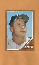 2006 Topps Bazooka Jumbo MICKEY MANTLE  1962 Topps Jumbo  Yankees