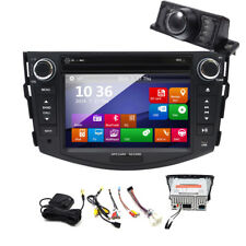 Autoradio For Toyota Rav4 Navigatore Gps Dvd Usb Sd Dvx Mp3 Rds Bluetooth Camera