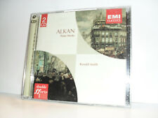 Alkan - Piano Works -Ronald Smith -2CDs