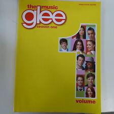 songbook GLEE the music, volume 1